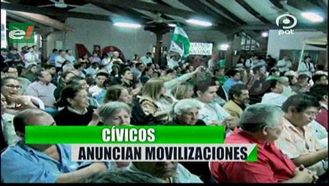 Video titulares de noticias de TV – Bolivia, noche del martes 10 de septiembre de 2019
