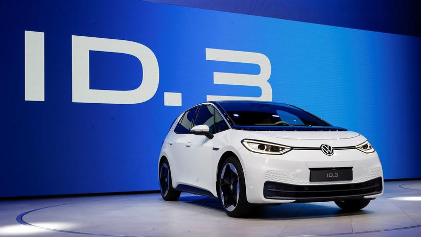 FOTOS: Volkswagen presenta su auto totalmente eléctrico,