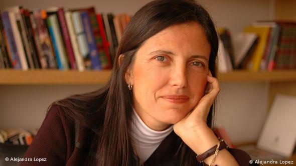 La escritora argentina, Claudia Piñeiro.