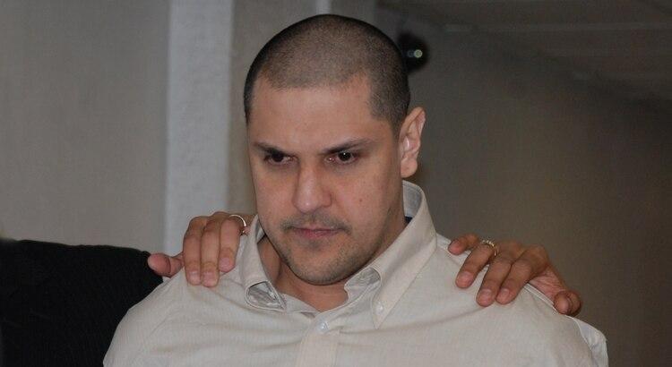 """José Jorge Balderas Garza """"El JJ"""", acusado de haber disparado en contra del futbolista paraguayo Salvador Cabañas en una discoteca (Foto: Cuartoscuro)"""