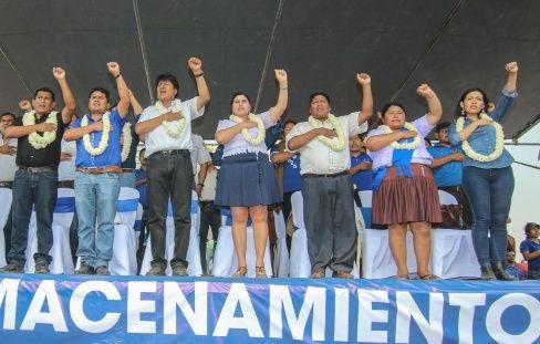 Alberto Fernández tras reunirse con Evo Morales: