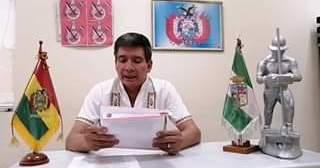 Pronunciamientosobre la Movilización Departamental de los…