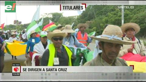 Video titulares de noticias de TV – Bolivia, mediodía del miércoles 16 de octubre de 2019