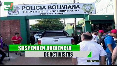 Video titulares de noticias de TV – Bolivia, noche del jueves 17 de octubre de 2019