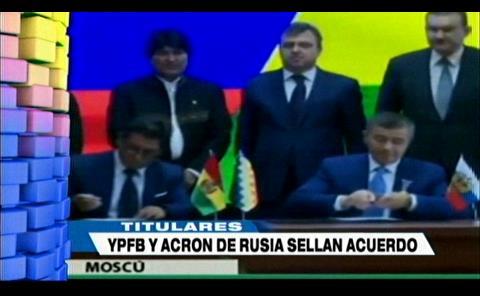 Video titulares de noticias de TV – Bolivia, mediodía del martes 15 de octubre de 2019