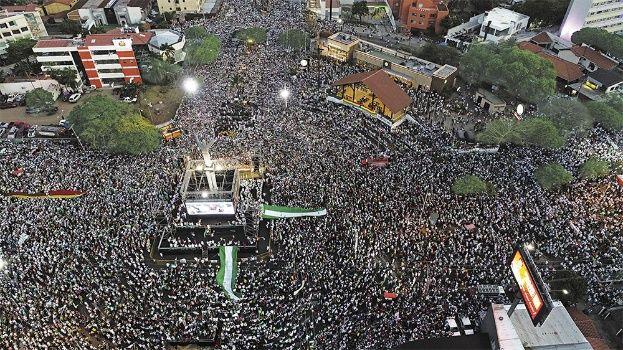 Evo Morales busca un nuevo mandato para consolidar el desarrollo de Bolivia