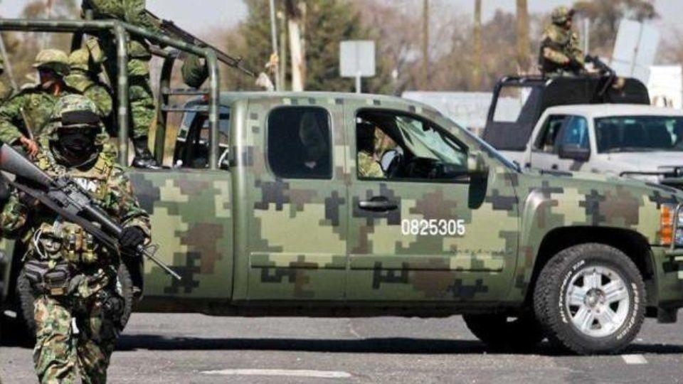 Ejército Mexicano blindará Sinaloa tras balaceras en Culiacán(Ejército Mexicano blindará Sinaloa tras balaceras en Culiacán)