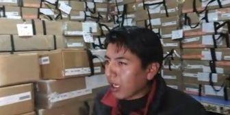 Sospechas de fraude electoral a favor de Evo desatan protestas ciudadanas en Potosí
