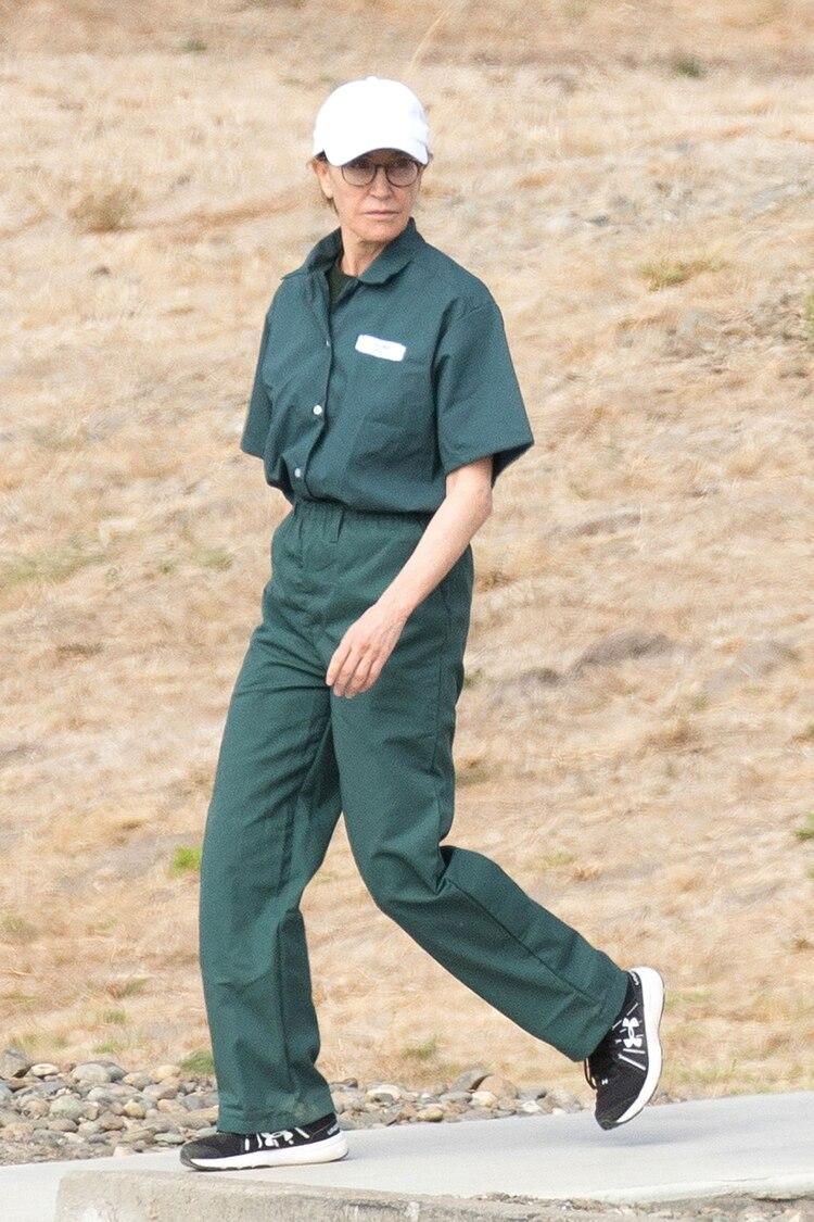 La actriz deberá pagar una multa de USD 30.000, cumplir 250 horas de servicios comunitarios y pasar un año en libertad supervisada una vez que salga de la prisión (Grosby Group)