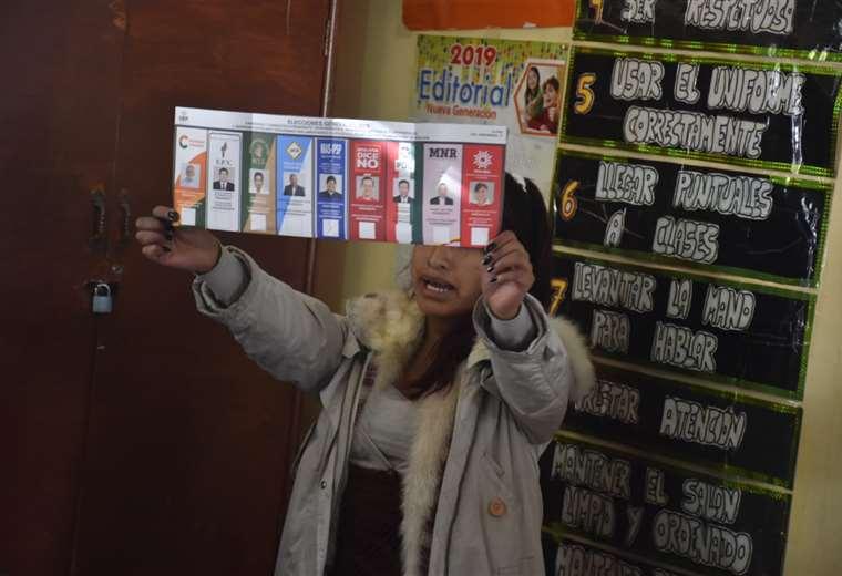 Crecen las dudas sobre el accionar de las autoridades electorales I Foto: APG Noticias.