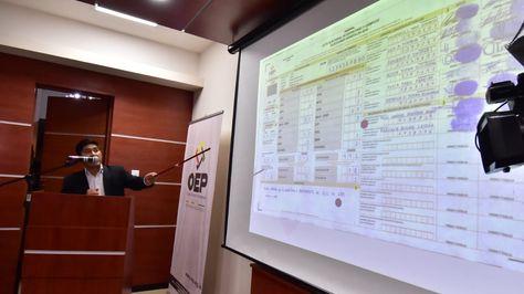 Niegan en Bolivia existencia del fantasma del fraude electoral