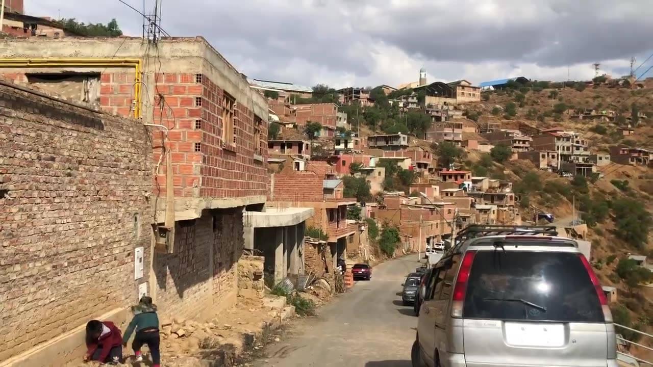 En Villa Potosí, ubicada al sur de #Cochabamba vivía Limbert Guzmán Vásquez - eju.tv