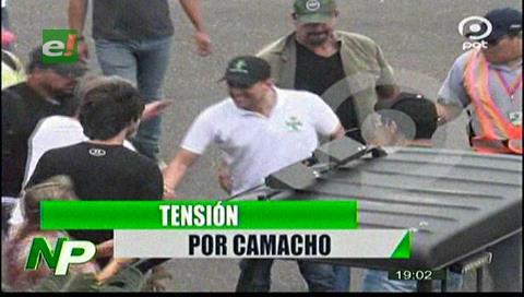 Video titulares de noticias de TV – Bolivia, noche del miércoles 6 de noviembre de 2019