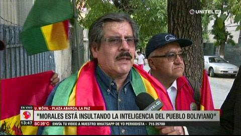 Albarracín: «La movilización la sostiene el pueblo, no los partidos políticos»