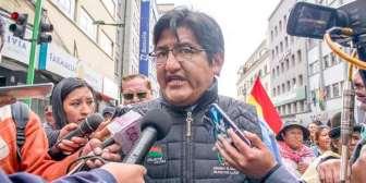 Fiscalía emite orden de aprehensión contra Jesús Vera, excandidato del MAS