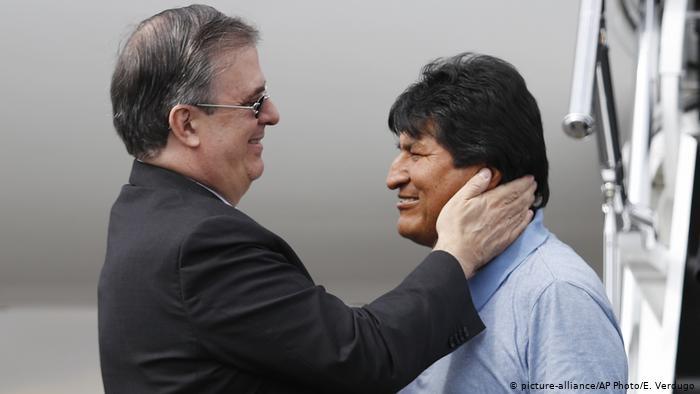 López Obrador enaltece gobierno del expresidente boliviano Evo Morales