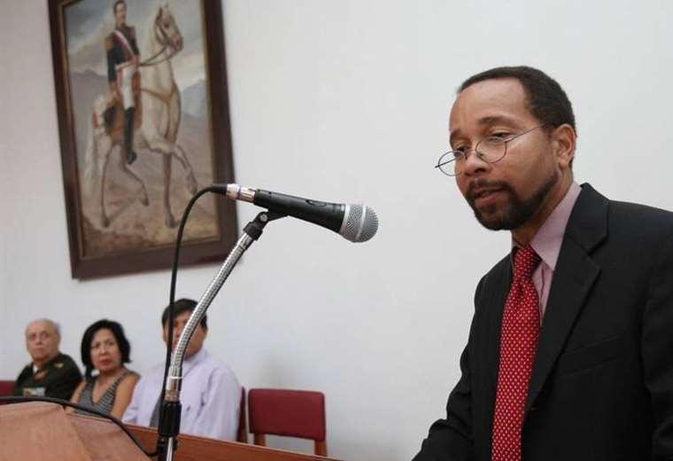 El diplomático abogó para mejorar las relaciones con Bolivia I Foto: archivo.