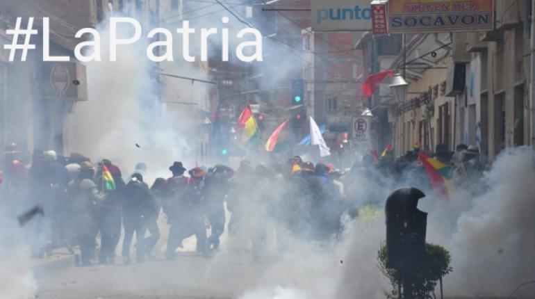 Autoridades de Oruro logran que comunarios del ayllu Qaqachaca se comprometan a la pacificación - eju.tv