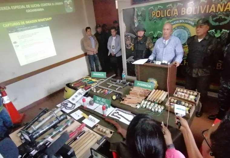 Murillo denuncia que desean atentar contra la vida de la presidenta Áñez