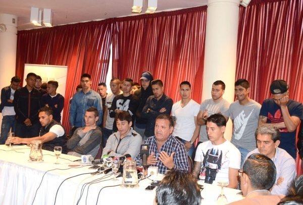 Fabol no dejará iniciar el certamen si existe huelga en San José y Boys - eju.tv