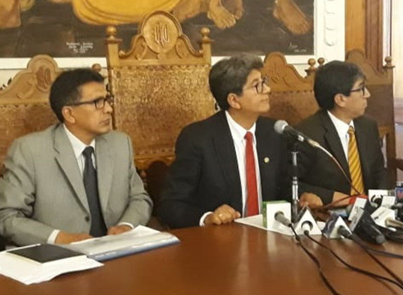 Universidad San Francisco Xavier de Chuquisaca reinicia actividades académicas - eju.tv