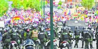 """Indígena acusa a 10 """"cabezas"""" del MAS, se ofrece de testigo"""