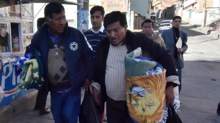 Gerardo García, el segundo líder del MAS fue detenido