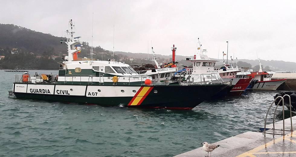 Interceptado en España un semisumergible con 3.000 kilos de cocaína