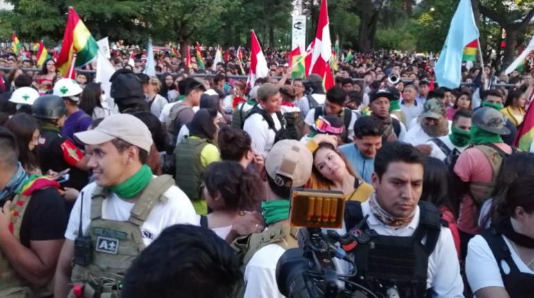Líder cívico que impulsó caída de Evo Morales busca presidencia de Bolivia