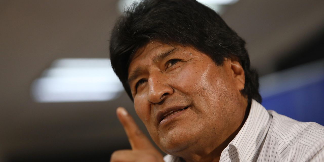 Importante diario norteamericano: The Wall Street Journal señala que Evo Morales instauró …