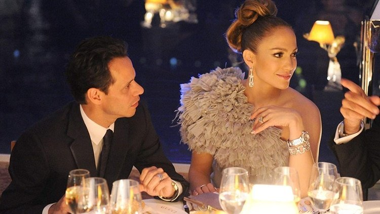 Un divorcio sin final infeliz: la foto que demuestra el gran amor entre Jennifer Lopez y Marc Anthony