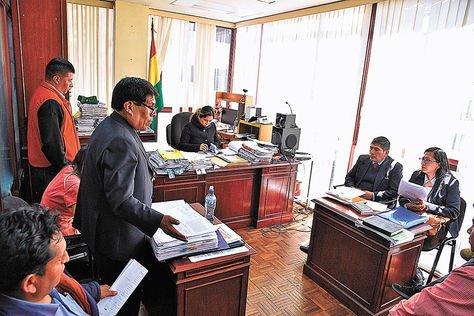 El ataque a los PumaKatari de La Paz 'se planeó' en dos reuniones