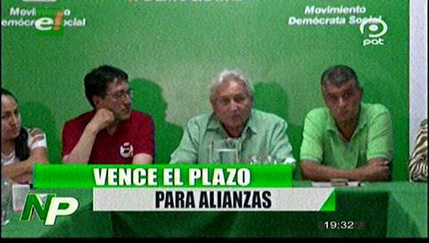Video titulares de noticias de TV – Bolivia, noche del jueves 23 de enero de 2020