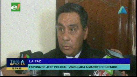 Director de la FELCC autoriza revisión a sus cuentas bancarias ante posible vínculo con el caso PAT