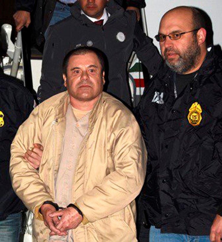 El narcotrarficante mexicano Joaquín