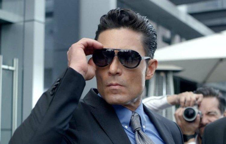 La última telenovela que Colunga protagonizó en Televisa fue