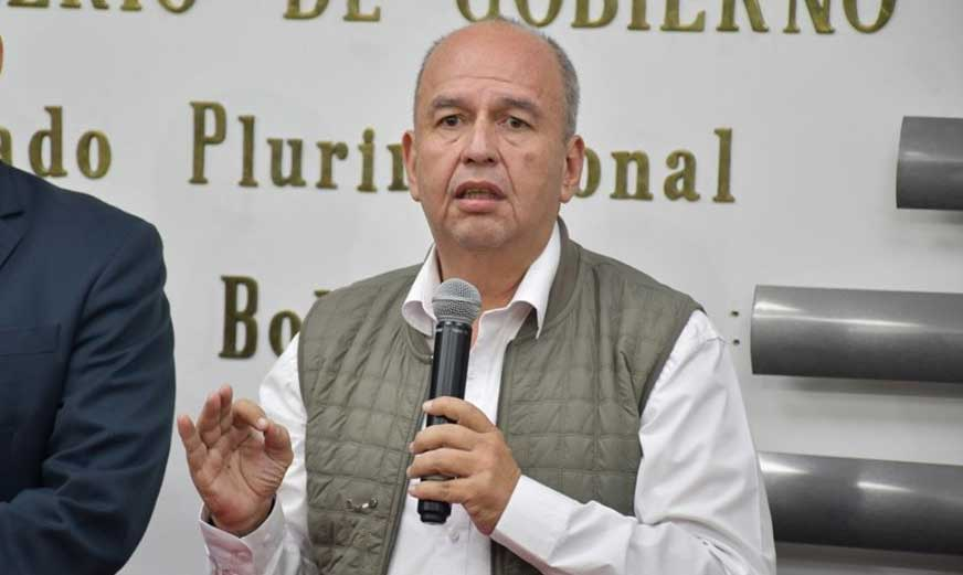 Murillo: «La única salvación de este país es que Añez sea candidata»