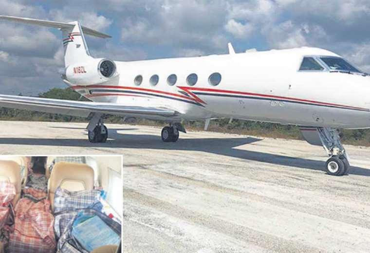 Pilotos bolivianos caen con 1 t de droga valuada en $us 12 ...