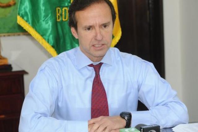 Jorge Quiroga renuncia al cargo como delegado presidencial ante la comunidad internacional