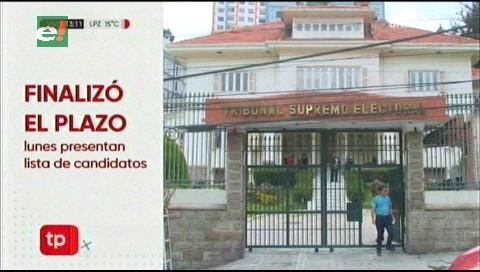 Video titulares de noticias de TV – Bolivia, mediodía del jueves 13 de febrero de 2020