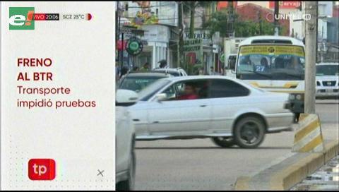Video titulares de noticias de TV – Bolivia, noche del jueves 13 de febrero de 2020