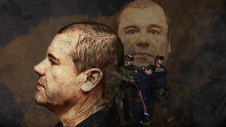Guzmán Loera fue considerado el narcotraficante más poderoso del mundo (Fotoarte: Jovani Silva/Infobae)