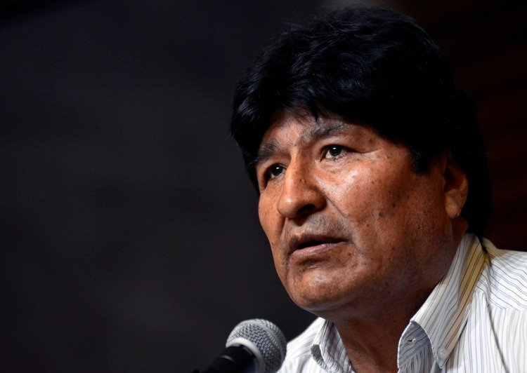 La amenaza de Evo tras su inhabilitación: «Si no puedo candidatear, sepan que en Bolivia tengo contacto con militares patriotas»