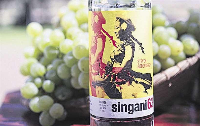 El Singani 63 se vende en EEUU