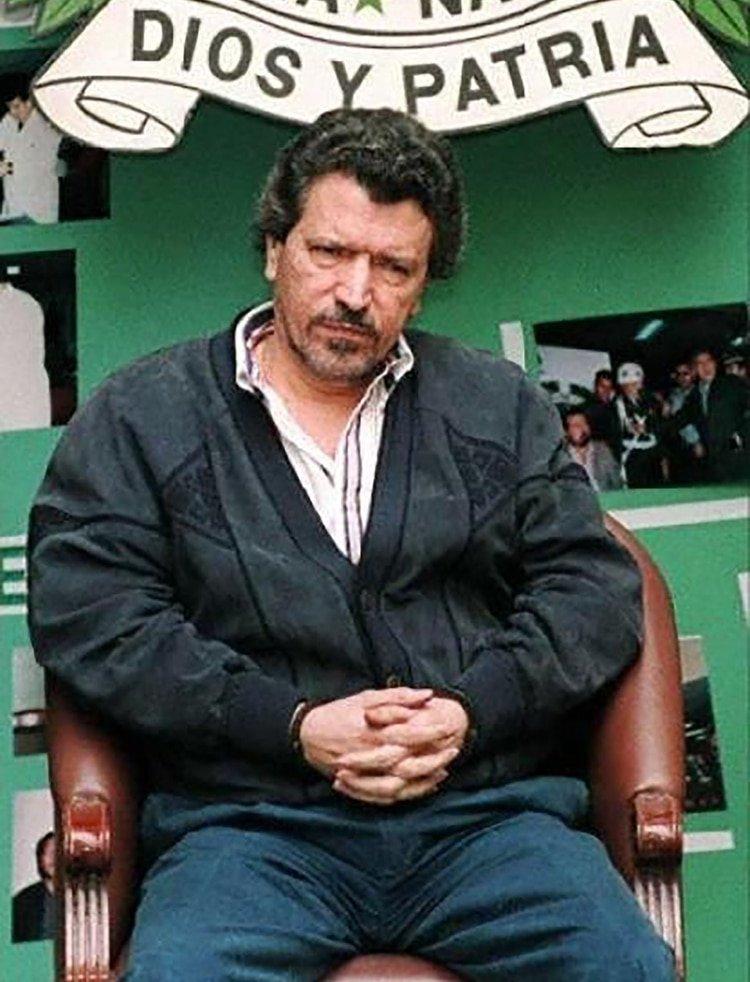 Gilberto Rodríguez Orejuela, en los años en que era amo y señor del Cártel de Cali.