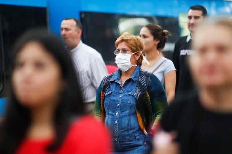 El Gobierno le pidió a todos los ciudadanos que salgan de su casa lo menos posible (REUTERS/Agustin Marcarian)