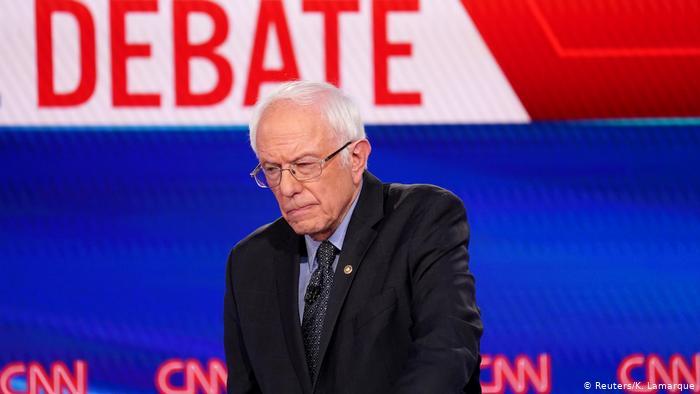USA | Wahlen | Bernie Sanders (Reuters/K. Lamarque)
