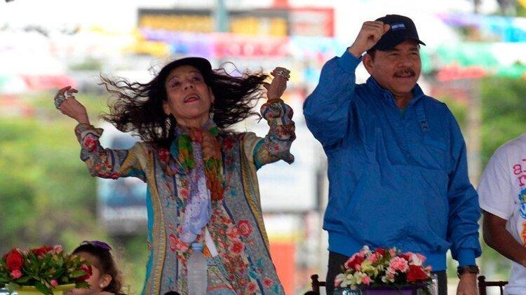La gestión que está haciendo el régimen de Daniel Ortega y Rosario Murillo ante la llegada del COVID 19 a Nicaragua ha sido criticada por su pasividad y falta de interés para evitar los contagios. (Cortesía de La Prensa)