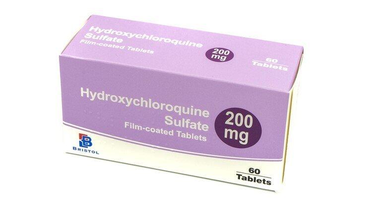 plaquenil e hidroxicloroquina tableta
