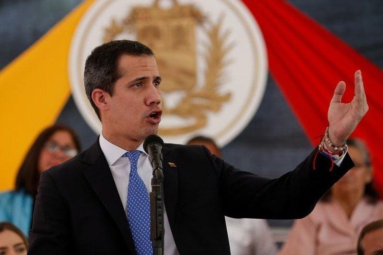 Juan Guaidó advirtió que el sistema sanitario de Venezuela no está preparado para hacer frente al coronavirus (REUTERS/Manaure Quintero)